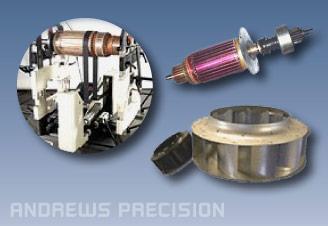 Armatures & Rotors 1